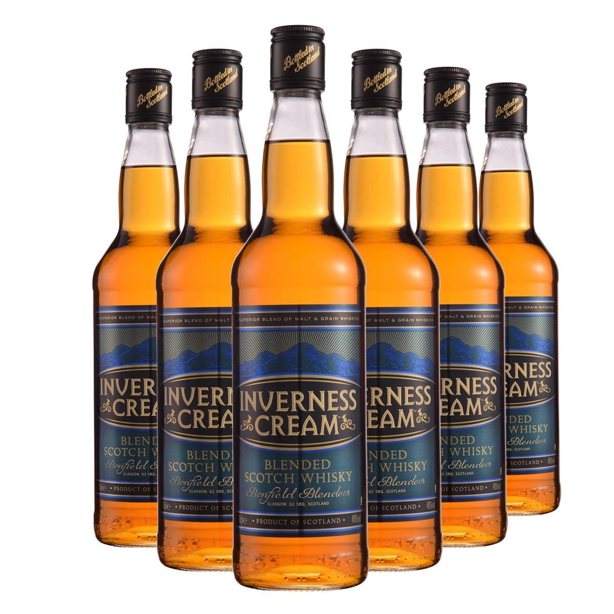 英国爱力士苏格兰威士忌700ml(6瓶装)