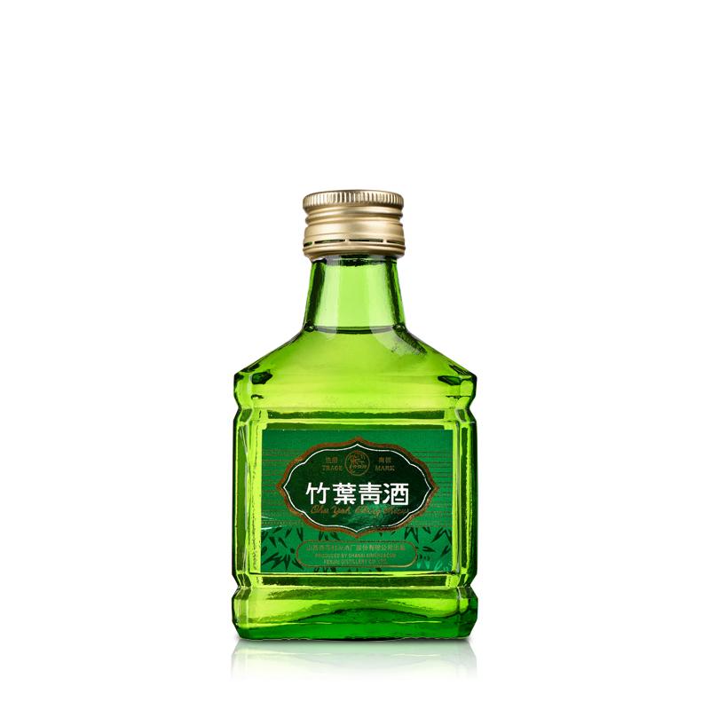 【老酒特卖】45°竹叶青酒125ml(2004年)