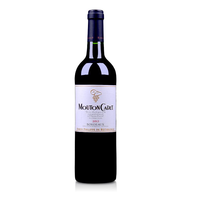 法国红酒木桐嘉棣红葡萄酒750ml(又名:法国木桐嘉隶红葡萄酒750ml)