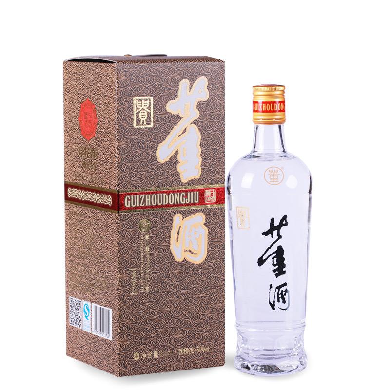 54°董酒老贵董500ml