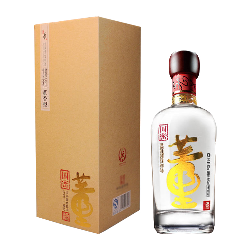 54°畅享董酒500ml