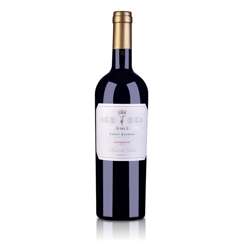 意大利美塞隆白标干红葡萄酒750ml