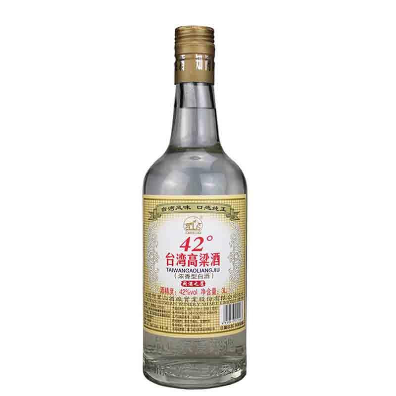 42°台湾阿里山高粱酒3L(单瓶)