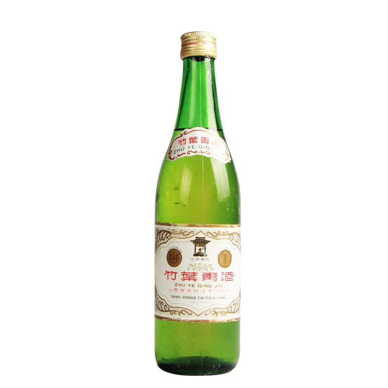 【老酒特卖】40°竹叶青500ml(80年代)