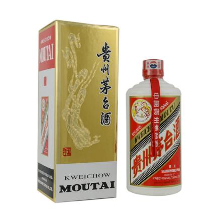 【老酒特卖】53°茅台飞天500ml(2008年)