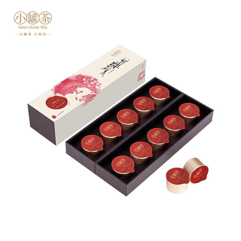 小罐茶【金骏眉工艺 小罐红茶】10罐装礼盒装