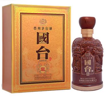 53°贵州国台龙酒500ml