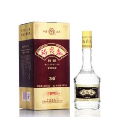 山东特产酒 36度趵突泉特酿 490ml