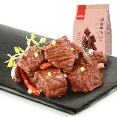 【酱卤牛肉110gx1】即食熟食卤味香辣休闲零食牛肉小吃